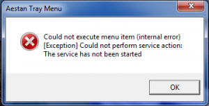 wamp server error