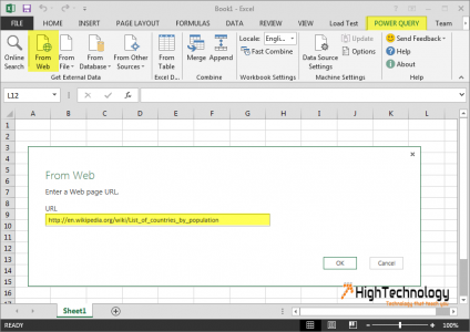 Microsoft Power Query for Excel