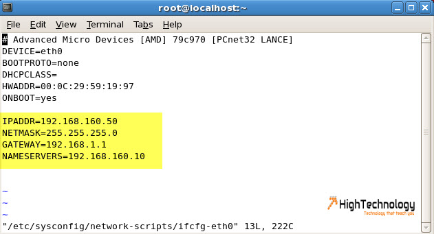 How to Change IP Address in Linux