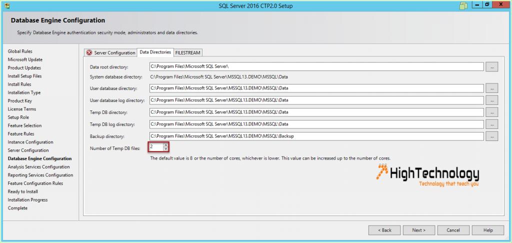 How to Install SQL Server 2016